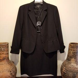 Talbots Skirt Suit 16W